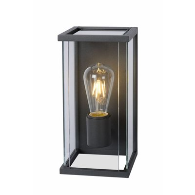 Lucide LED Vintage Wall light Outdoor CLAIRE sensor 27883/11/30