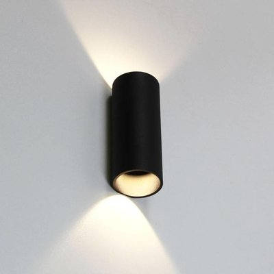 Absinthe Lighting LED Outdoor Wall Lamp Pipe IP65