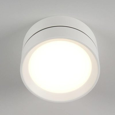Absinthe Lighting LED Outdoor ceiling spot Luna L White IP54