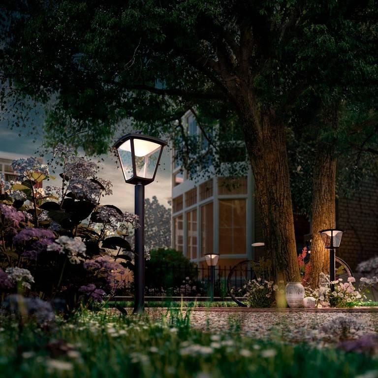 Landscape Lighting Gillette Nj: Led Garden Post Outdoor MyGarden Cottage 154843016