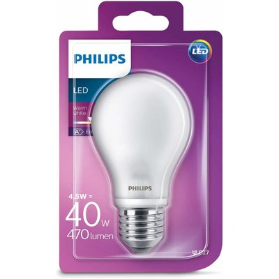 Philips E27 10W dimmable LED MAT - Copy