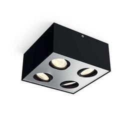 Philips MYL LED Ceiling Light Box black 5049430P0
