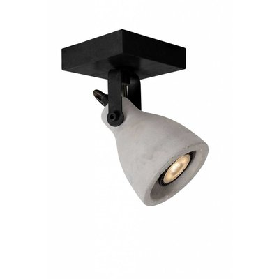 Lucide Surface-mounted spotlight CONCRI-LED 05910/05/30