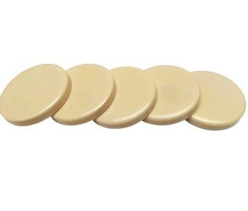 Harsblokjes Creamy White 1kg
