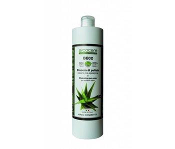 Cleansing Pre-Wax Lotion met Aloe Vera