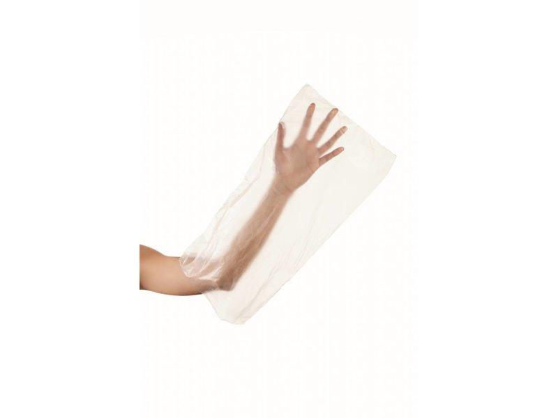 Xanitalia Plastic zak voor handen  voor gebruik bij paraffine behandeling