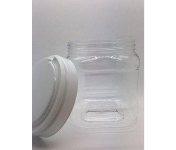 Lege plastic pot - 1000 gr