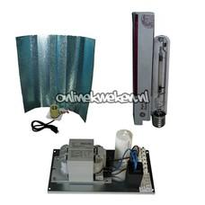 Zelfbouwset ELT 600W - Philips Son-T Pia Lamp - Spiegelkap