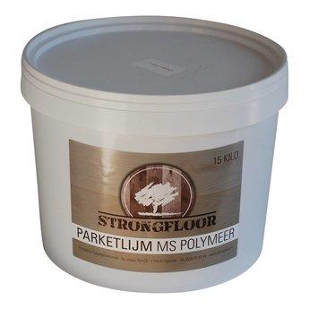 Strongfloor parketlijm, MS Polymeer, 15 kg