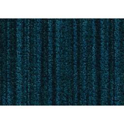 Coral Brush Blend 5742 deurmat 100 cm breed, Atoll Blue