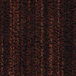 Coral Brush Blend 5766 deurmat 100 cm breed, Cognac Brown