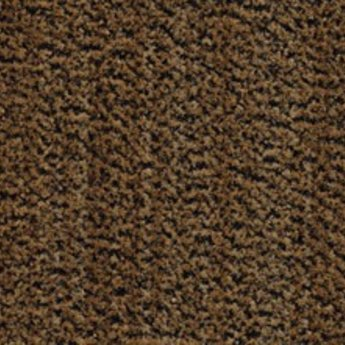 Coral Brush Blend 5744 deurmat 150 cm breed, Coir Brown