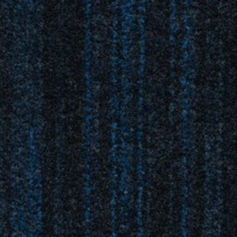 Coral Brush Blend 5747 deurmat 150 cm breed, Zodiac Blue