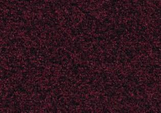 Coral Brush Pure 5729 deurmat 100 cm breed, Sangria Red