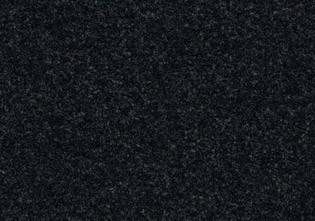 Coral Brush Pure 5730 deurmat 100 cm breed, Vulcan Black