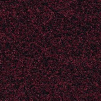 Coral Brush Blend 5729 deurmat 150 cm breed, Pure Sangria Red