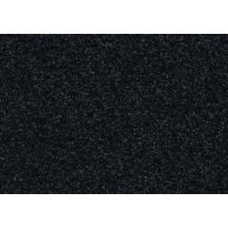 Coral Brush Pure 5730 deurmat 150 cm breed, Vulcan Black