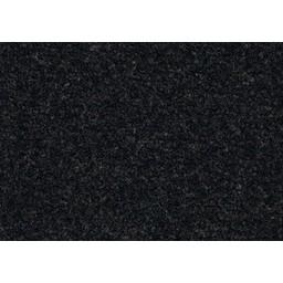Coral Brush Pure 5720 deurmat 200 cm breed, Gondola Black