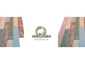 Oervloeren BeachWood, Sloop houten vloeren