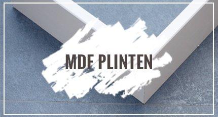 MDF plinten