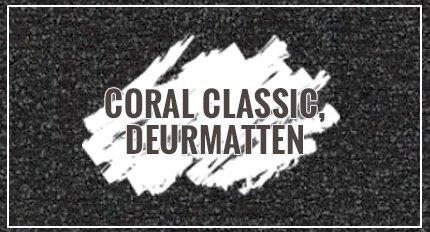 Coral Classic deurmatten