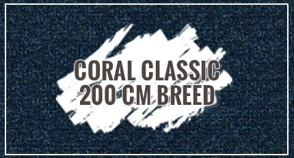 Coral Classic 200 cm breed
