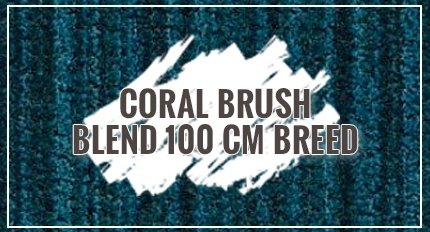 Coral Brush Blend 100 cm breed