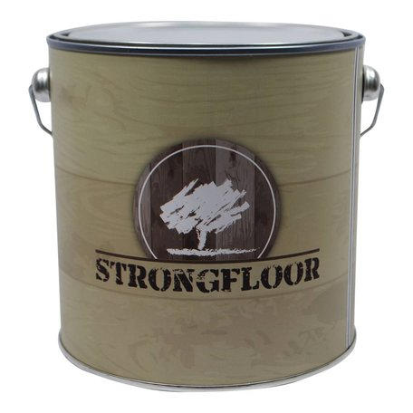 Strongfloor WT100 VerfLak dekkend wit