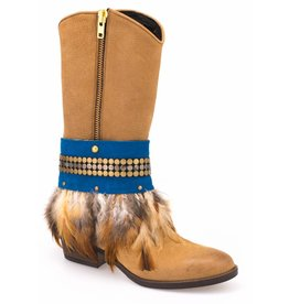 Damn Blue Indian
