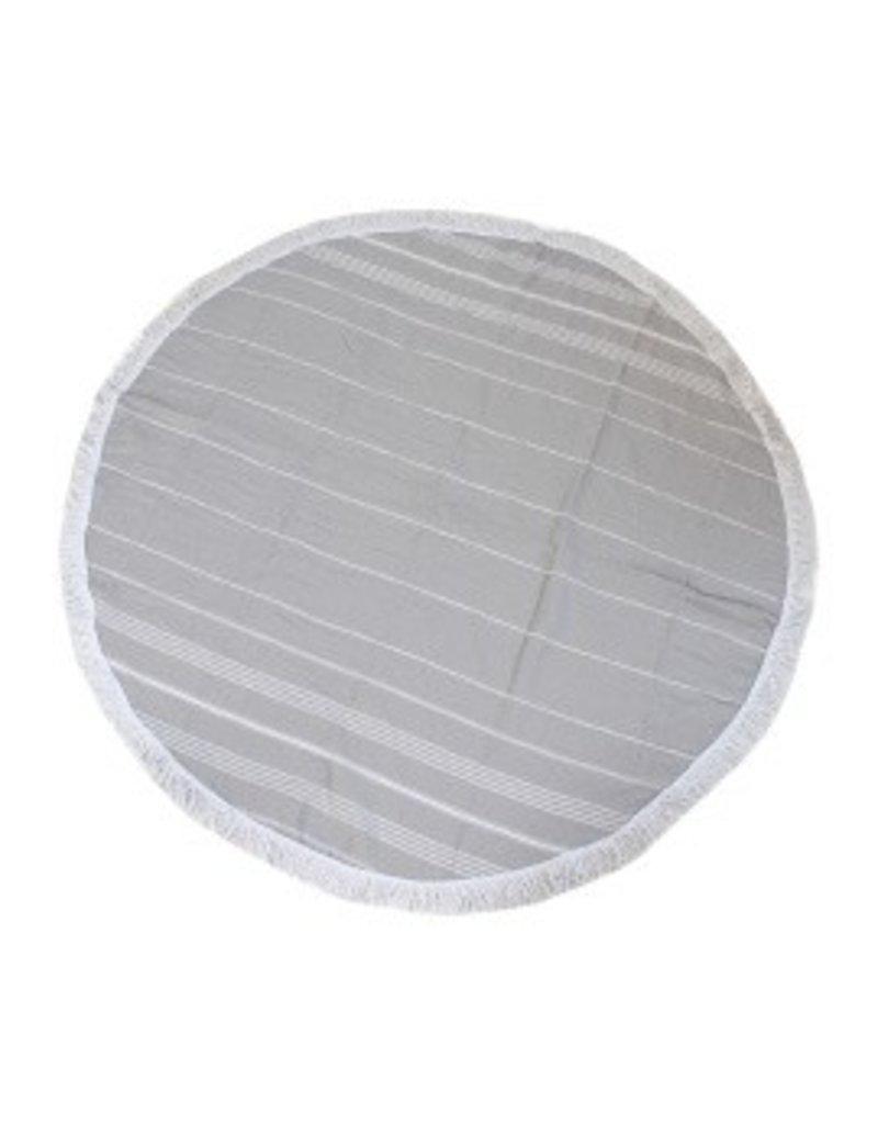 Hammam Roundie Grey