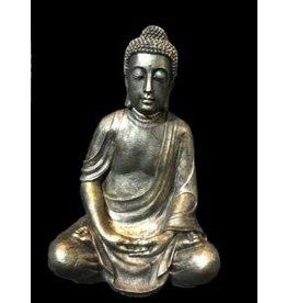 Buddha meditating large