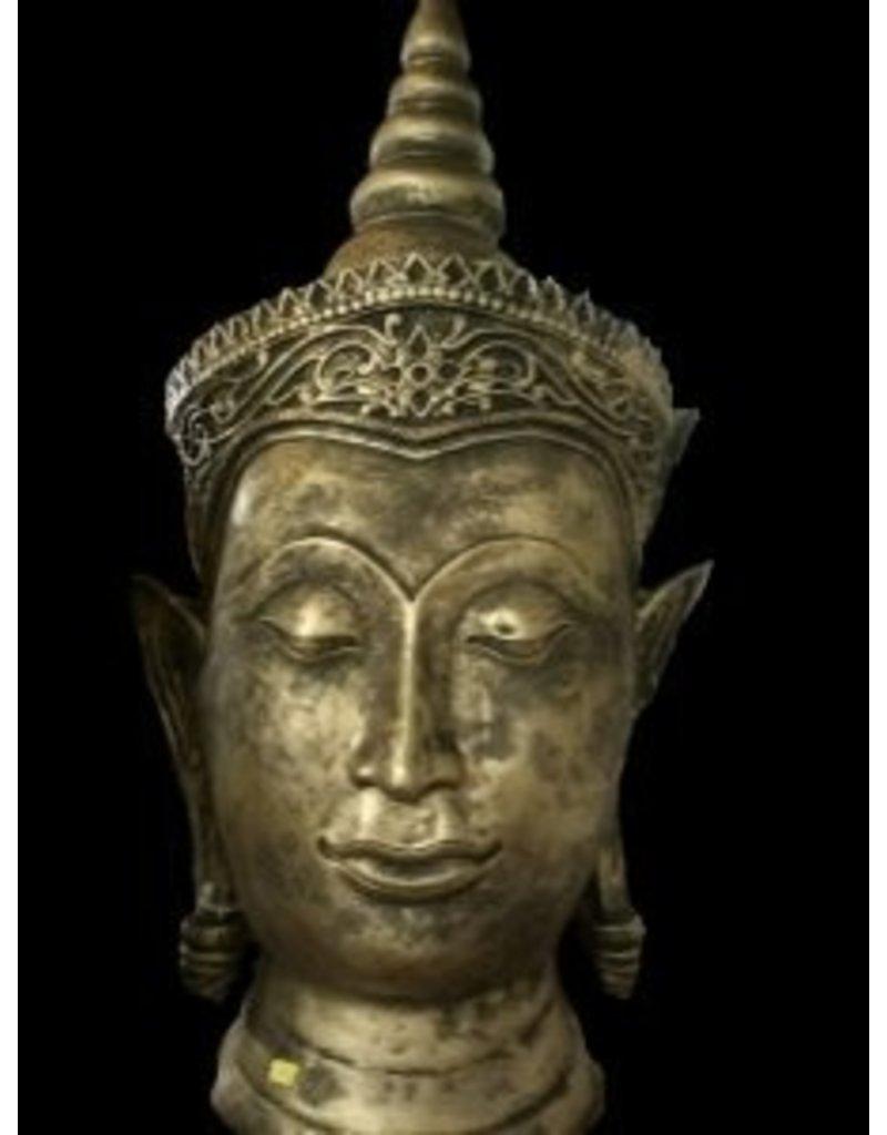 Buddha head high (point)
