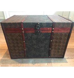 Kist bedrukt Maat L