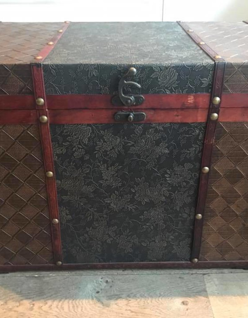 Coffin printed Size L