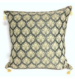 esperanza-deseo Honingraat creme kussenhoes/cushion cover ± 70x70cm
