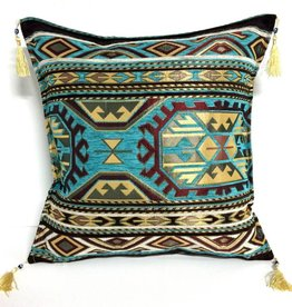 esperanza-deseo Maya kussenhoes/cushion cover ± 45x45cm