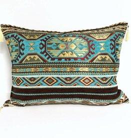 esperanza-deseo Maya kussenhoes/cushion cover ± 50x70cm