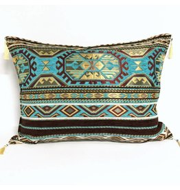 esperanza-deseo Maya kussenhoes/cushion cover ± 50x70cm