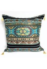esperanza-deseo Maya kussenhoes/cushion cover ± 70x70cm