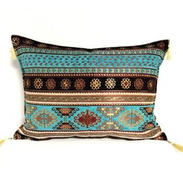 esperanza-deseo Peru kussenhoes/cushion cover ± 50x70cm