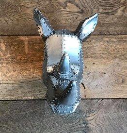 By-Boo Metal Rhino