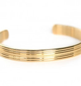 Love Ibiza Armband Joy Gold