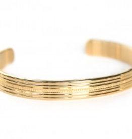 Love Ibiza Bracelet Joy Gold