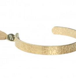 Love Ibiza Snake bracelet gold