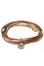 Love Ibiza Wrap bracelet