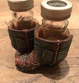 Damn Peper en zout boots