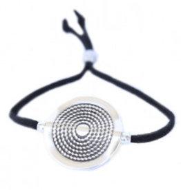Love Ibiza Bracelet mandala black