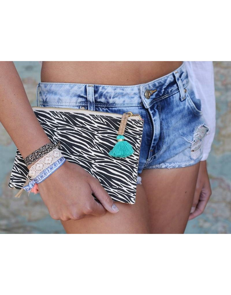 Love Ibiza Clutch dream big