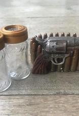 Damn Peper en zout revolver
