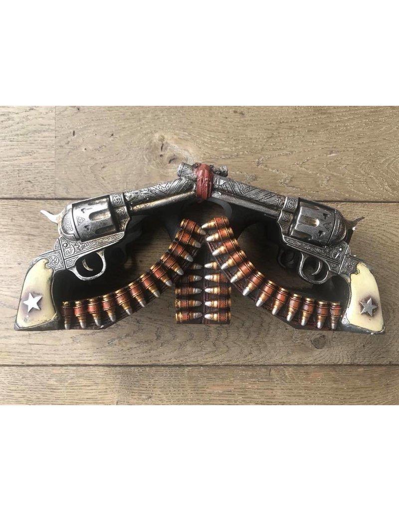 Damn Flessenhouder revolvers